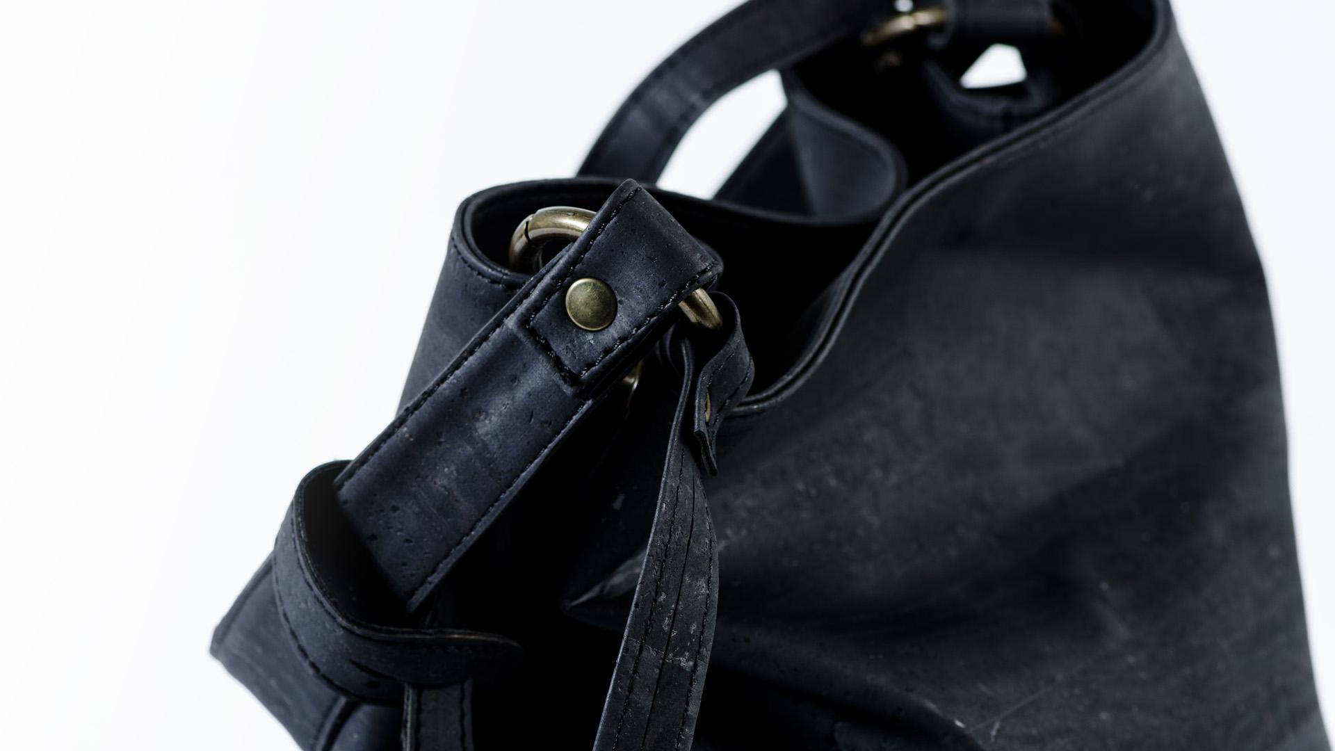 Korktasche, Kork Tasche Companion, Black, editorial