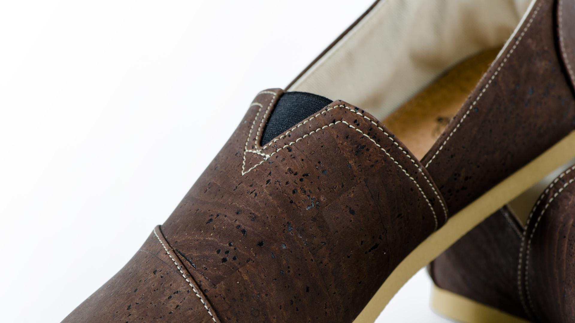 Schuhe, Kork, Korkschuhe, Espadrillas, Brown \ Beige, editorial