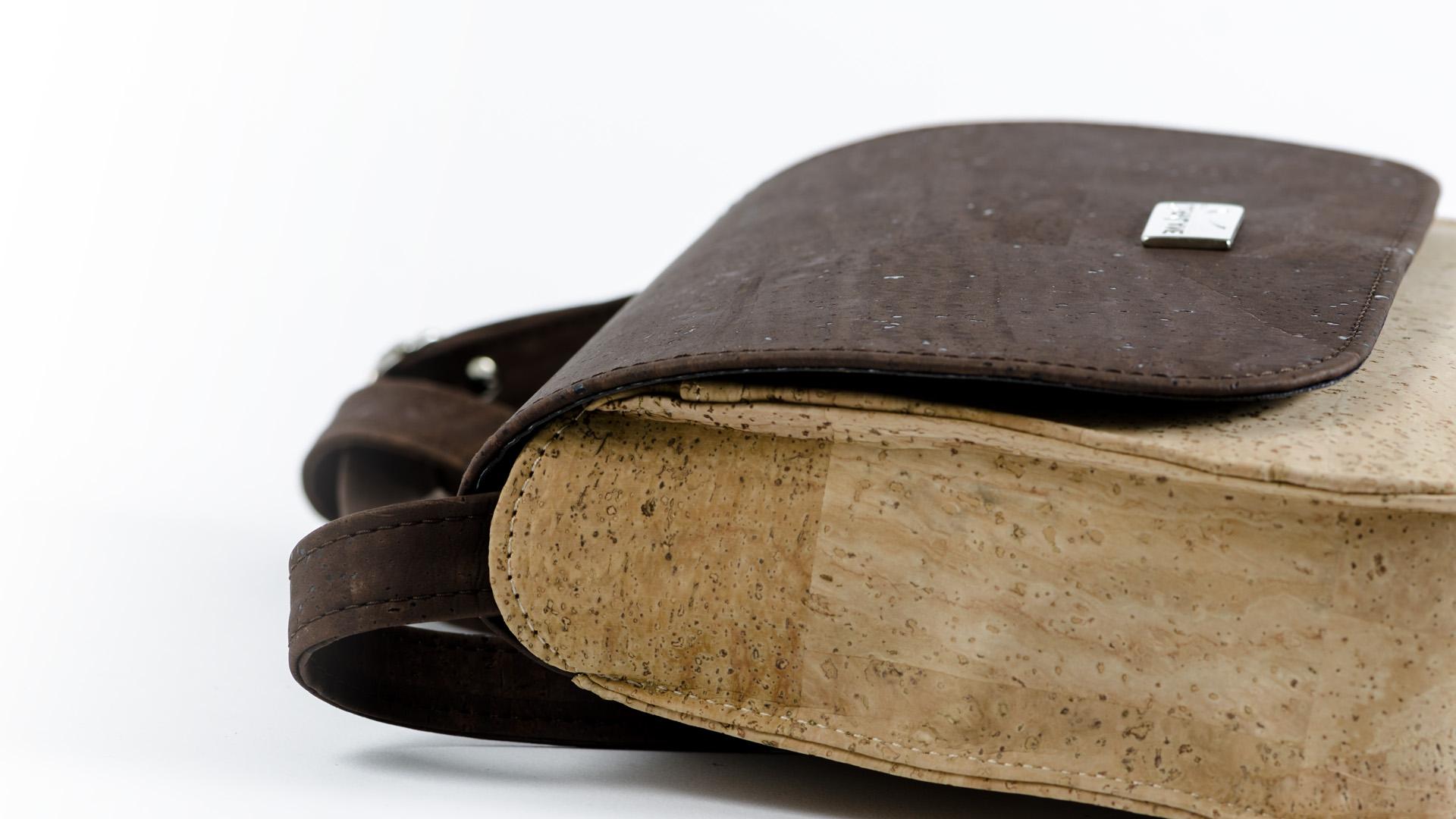 Korktasche, Kork Tasche Two Face, Nature Cork \ Brown, editorial