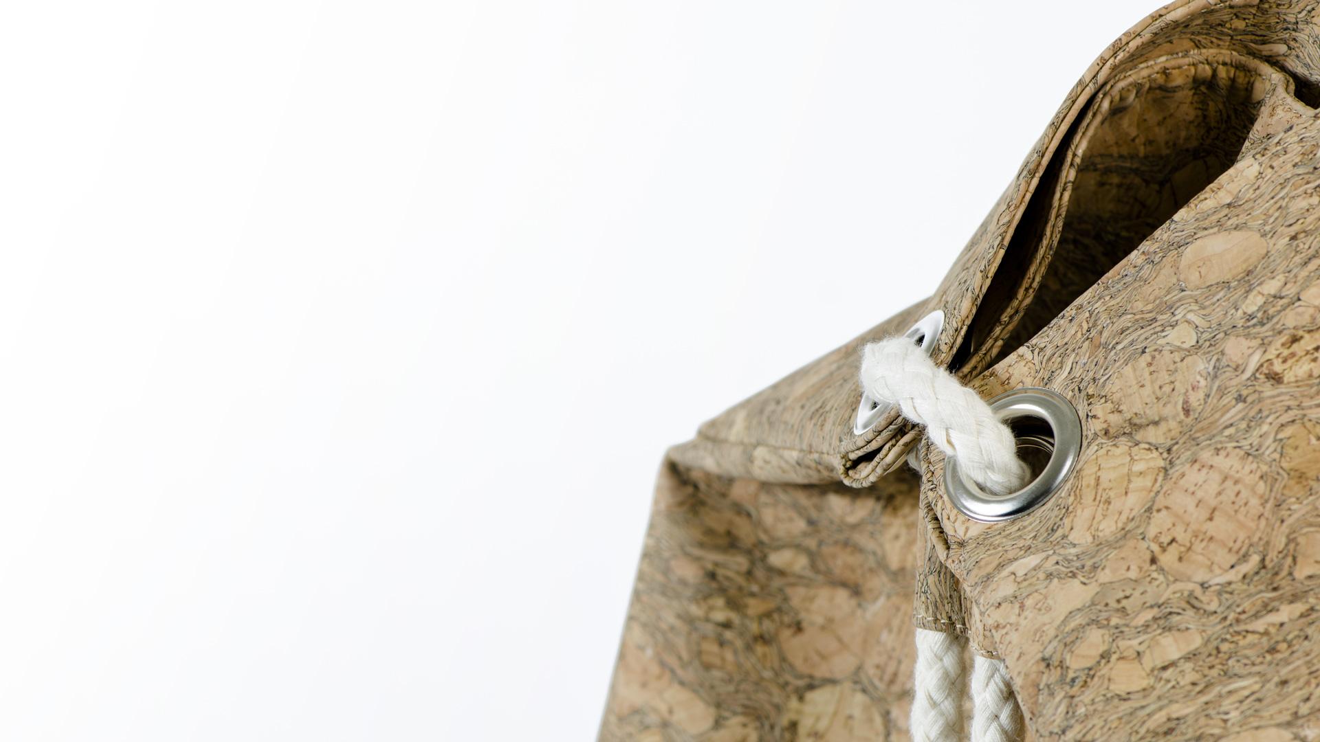 Korkrucksack, Kork Rucksack Gymie, Wild Cork, editorial