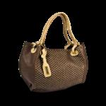 Korktasche, Kork Tasche City Bag, Brown \ Nature Cork, side