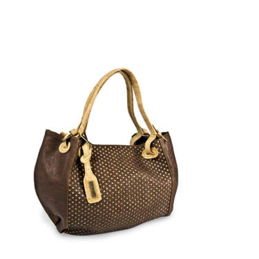 Korktasche, Kork Tasche City Bag, Brown \ Nature Cork, side, teaser