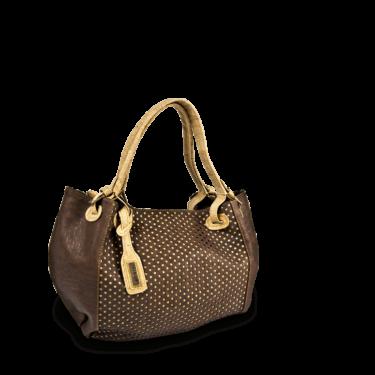 Korktasche, Kork Tasche City Bag, Brown \ Nature Cork, side, teaser