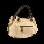 Korktasche, Kork Tasche City Bag, Nature Cork \ Brown, back