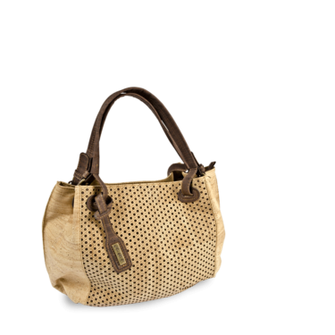Korktasche, Kork Tasche City Bag, Nature Cork \ Brown, side, teaser