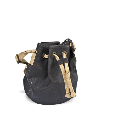 Korktasche, Kork Tasche Mini Bag, Black, teaser