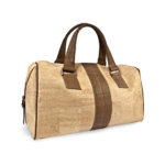 Korktasche, Kork Tasche Traveller, Nature Cork / Brown, back
