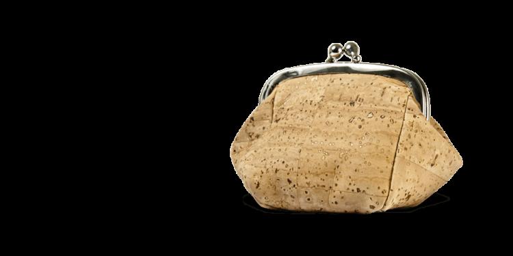 Korkportemonnaies, Kork Portemonnaies Granny's Pocket, Nature Cork, teaser