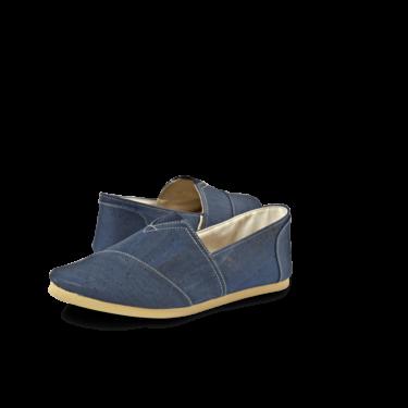 Schuhe, Kork, Korkschuhe, Espadrillas, Blue Dark \ Beige, side