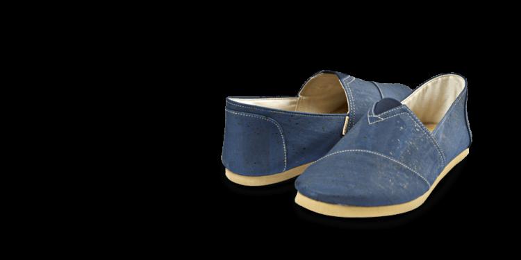 Schuhe, Kork, Korkschuhe, Espadrillas, Blue Dark \ Beige, teaser