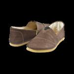 Schuhe, Kork, Korkschuhe, Espadrillas, Brown \ Beige, back and front