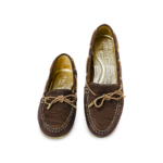 Schuhe, Kork, Korkschuhe, Espadrillas, Indiana Laced, Brown, front