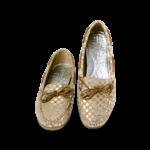 Schuhe, Kork, Korkschuhe, Espadrillas, Indiana Laced, Nature Cork \ Silver, plan view