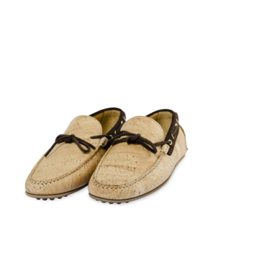 Schuhe, Kork, Korkschuhe, Espadrillas, Seaman Laced, Nature Cork \ Brown, teaser