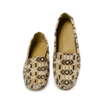 Schuhe, Kork, Korkschuhe, Espadrillas, Indiana, Nature Cork \ Colored, plan view