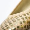Schuhe, Kork, Korkschuhe Ballerinas, Nature Cork \ Gold, editorial