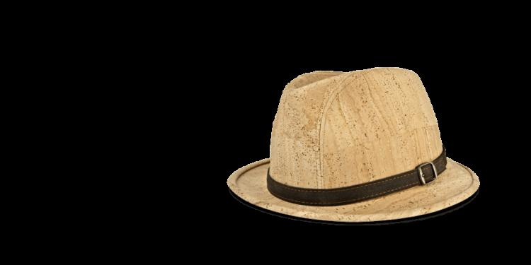 Korkhut, Kork Hut Al Capone, Nature Cork \ Brown, teaser