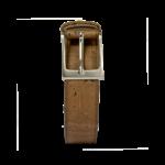 Korkgürtel, Kork Gürtel Stroke 35mm, Brown, front