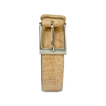 Korkgürtel, Kork Gürtel Stroke 35mm, Nature Cork, front