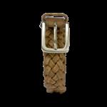 Korkgürtel, Kork Gürtel Brady 30mm, Brown, front