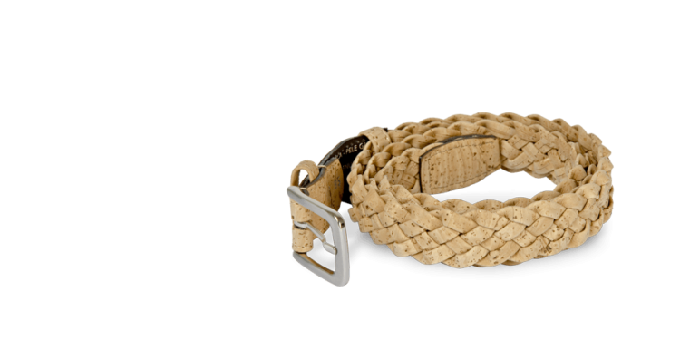 Korkgürtel, Kork Gürtel Brady 30mm, Nature Cork, teaser