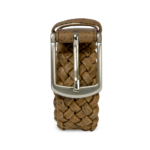 Korkgürtel, Kork Gürtel Brady 40mm, Brown, front