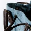 Korktasche, Kork Tasche Lacer, Blue \ Brown, editorial