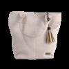 Korktasche, Kork Tasche Tassel, Nature Cork \ Dusty Pink, front