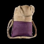 Korktasche, Kork Tasche Shopper, Nature Cork \ Dusty Pink, front