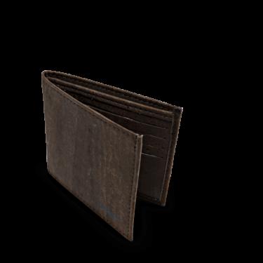 Korkportemonnaie, Kork Portemonnaie Wallet S, Brown, teaser