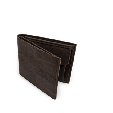 Korkportemonnaie, Kork Portemonnaie Men's Wallet L, Brown, teaser