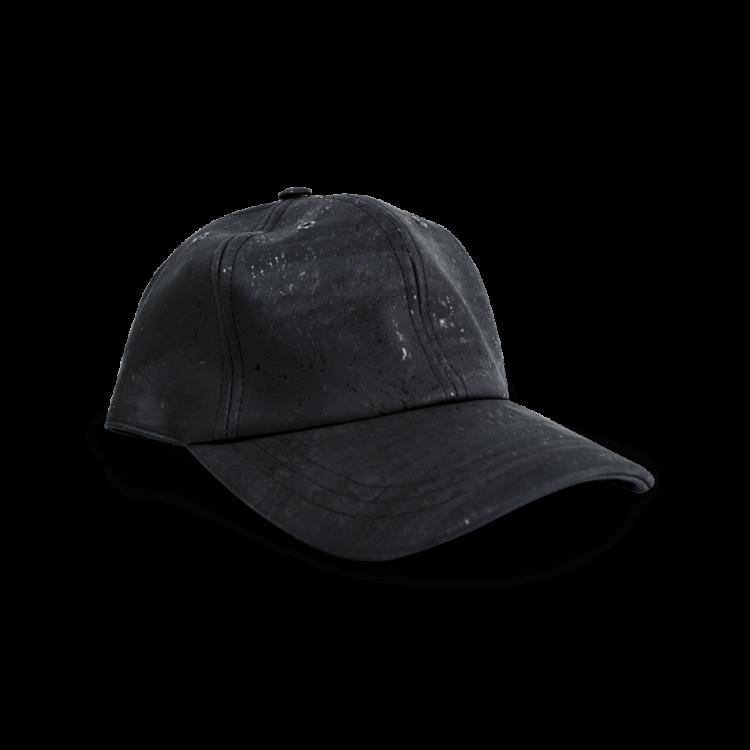 Korkhut, Kork Hut Baseball Cap, Black, front