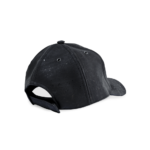 Korkhut, Kork Hut Baseball Cap, Black, back
