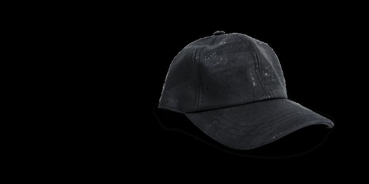 Korkhut, Kork Hut Baseball Cap, Black, teaser