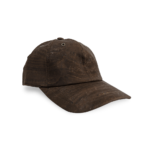 Korkhut, Kork Hut Baseball Cap, Brown, front