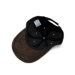 Korkhut, Kork Hut Baseball Cap, Brown, inside