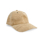 Korkhut, Kork Hut Baseball Cap, Nature Cork, front