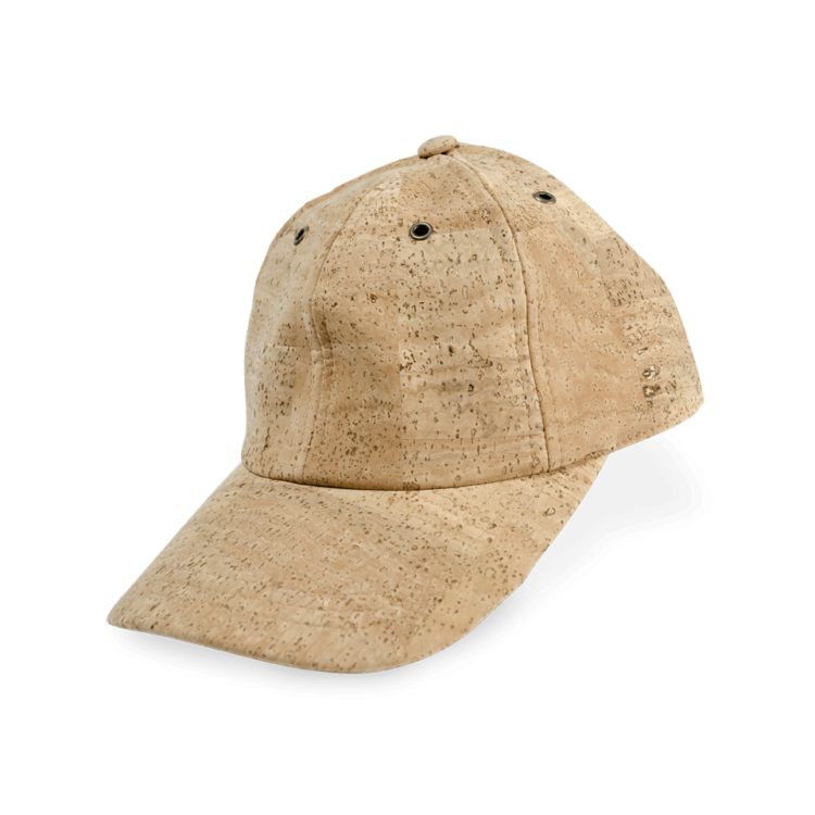 Korkhut, Kork Hut Baseball Cap, Nature Cork, side