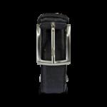 Korkgürtel, Kork Gürtel Drift 35mm, Black, Front