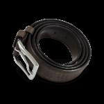 Korkgürtel, Kork Gürtel Drift 35mm, Brown, front and side