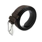 Korkgürtel, Kork Gürtel Drift 35mm, Brown, side