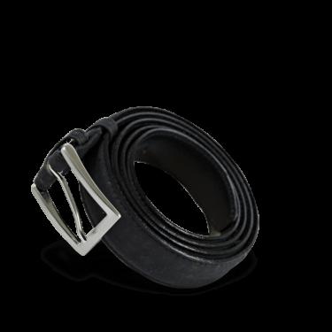 Korkgürtel, Kork Gürtel Drift 30mm, Black, teaser