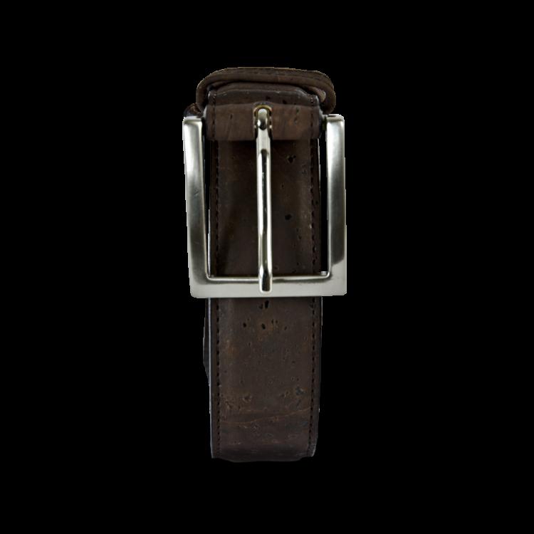 Korkgürtel, Kork Gürtel Drift 30mm, Brown, front