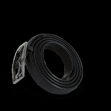 Korkgürtel, Kork Gürtel Drift 20mm, Black, teaser