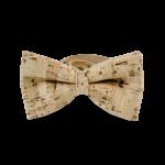 Korkfliege, Accessoires, Kork Fliege Joker, Striped Cork, front